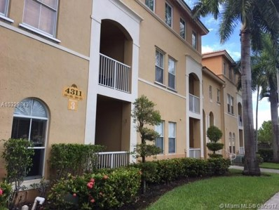 4311 SW 160th Ave UNIT 210, Miramar, FL 33027 - MLS#: A10329843
