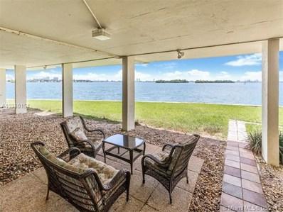 7751 NE Bayshore Ct UNIT 2D, Miami, FL 33138 - MLS#: A10330151