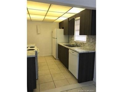 722 N Lauderdale Ave UNIT 10A, North Lauderdale, FL 33068 - MLS#: A10330242