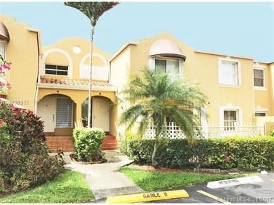 8550 NW 3rd Ln UNIT 305, Miami, FL 33126 - MLS#: A10330511