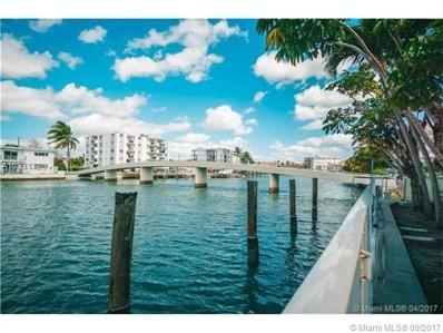 8040 Tatum Waterway Dr UNIT 5, Miami Beach, FL 33141 - MLS#: A10331429