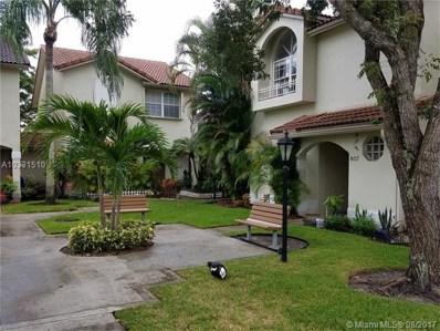 805 NW 108 Terrace UNIT 7-L, Pembroke Pines, FL 33026 - MLS#: A10331510