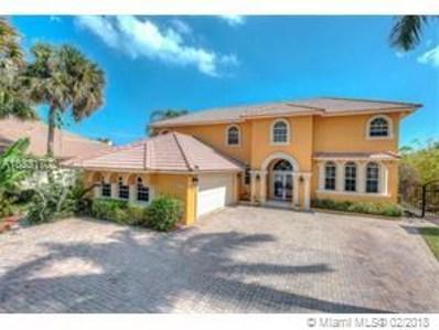 2 Lakeside Palms Ct, Lake Worth, FL 33460 - MLS#: A10331702