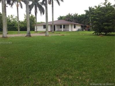 21405 SW 213th Ave Rd, Miami, FL 33187 - MLS#: A10332163