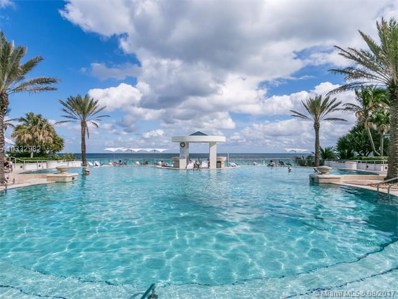 3101 S Ocean Dr UNIT 801, Hollywood, FL 33019 - MLS#: A10332982
