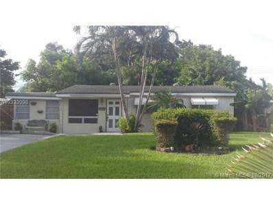 6641 Farragut St, Hollywood, FL 33024 - MLS#: A10333098