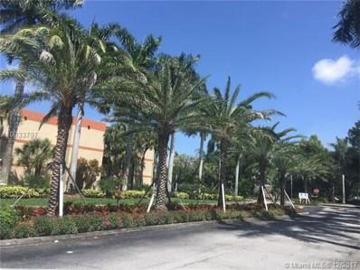 16300 Golf Club Road UNIT 414, Weston, FL 33326 - MLS#: A10333797