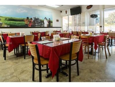 Kendall Restaurant, Miami, FL 33186 - MLS#: A10333830