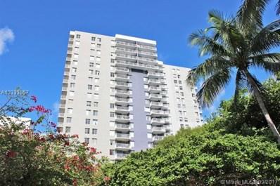 850 N Miami Ave UNIT W-1809, Miami, FL 33136 - MLS#: A10333957