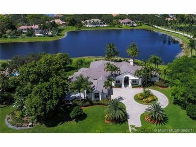 3405 Saddlebrook Ln, Weston, FL 33331 - MLS#: A10334358