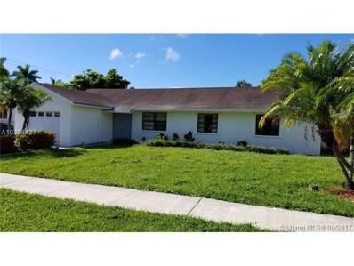 11230 SW 163rd St, Miami, FL 33157 - MLS#: A10334427