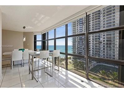6423 Collins Ave UNIT 1401, Miami Beach, FL 33141 - MLS#: A10334598