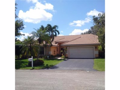 5160 NW 51st Ct, Coconut Creek, FL 33073 - MLS#: A10334671