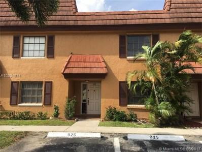 925 NW 45th St, Deerfield Beach, FL 33064 - MLS#: A10334874