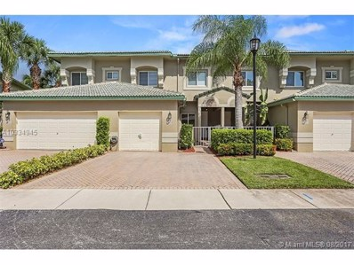 7819 E Exeter Blvd E UNIT 101, Tamarac, FL 33321 - MLS#: A10334945