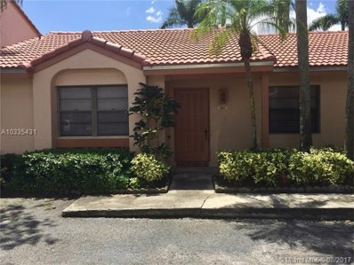 6042 NW 172nd Terr Cir UNIT 6042, Hialeah, FL 33015 - MLS#: A10335431