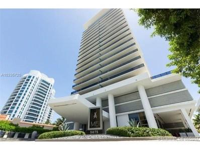 5875 Collins Ave UNIT 1007, Miami Beach, FL 33140 - MLS#: A10335720