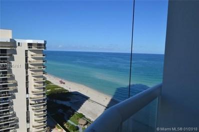6365 Collins Ave UNIT 1710, Miami Beach, FL 33141 - MLS#: A10335761