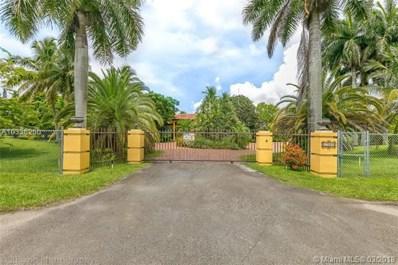 17000 SW 170th Ave, Miami, FL 33187 - MLS#: A10336250