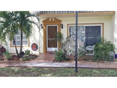 5600 NW 59th St UNIT 3, Tamarac, FL 33319 - MLS#: A10336293