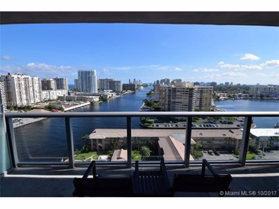 2602 E Hallandale Beach Blvd UNIT R1605, Hallandale, FL 33009 - MLS#: A10336492