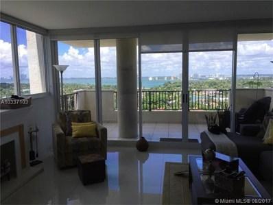 6422 Collins Ave UNIT 1704, Miami Beach, FL 33141 - MLS#: A10337103