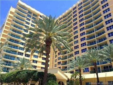2501 S Ocean Dr UNIT 814, Hollywood, FL 33019 - MLS#: A10337299