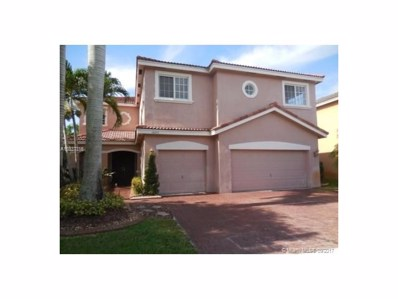 16254 SW 15th St, Pembroke Pines, FL 33027 - MLS#: A10337316