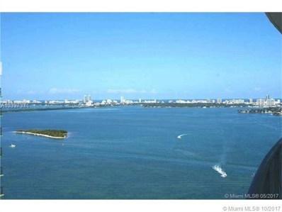 1750 N Bayshore Drive UNIT 3607, Miami, FL 33132 - MLS#: A10337371