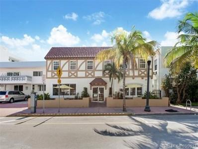 321 Collins Ave, Miami Beach, FL 33139 - MLS#: A10337421