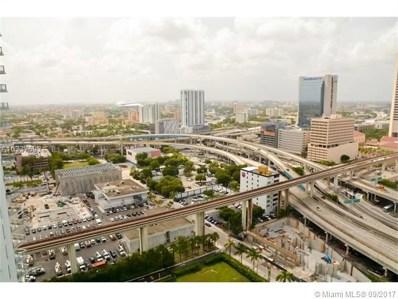 350 S Miami Ave UNIT 2715, Miami, FL 33130 - #: A10337593