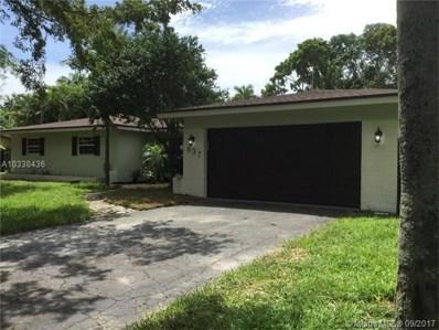 637 Ixora Lane, Plantation, FL 33317 - MLS#: A10338436