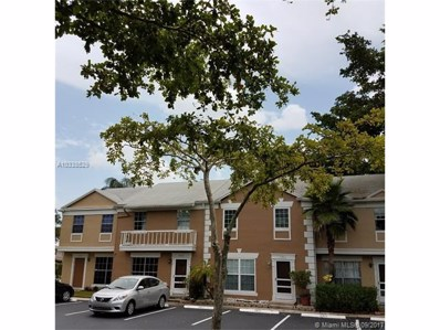 2929 Belmont Ln UNIT 2929, Cooper City, FL 33026 - MLS#: A10338529