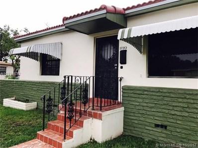 5720 NW 18 Avenue, Miami, FL 33142 - MLS#: A10338632