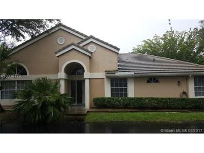 8715 Forest Hills Blvd, Coral Springs, FL 33065 - MLS#: A10338772