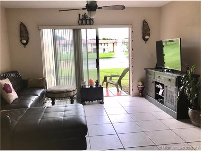 887 Twin Lakes Dr UNIT 1, Coral Springs, FL 33071 - MLS#: A10338835