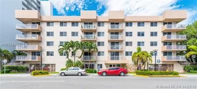1666 West Ave UNIT 312, Miami Beach, FL 33139 - MLS#: A10338963