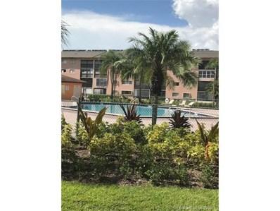 12755 SW 16th Court UNIT 109, Pembroke Pines, FL 33027 - MLS#: A10338987