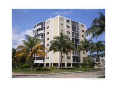 555 Crandon Blvd UNIT 73, Key Biscayne, FL 33149 - MLS#: A10339642