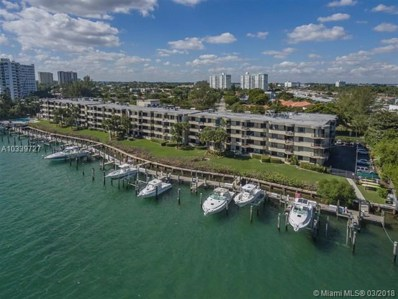 12000 N Bayshore Dr UNIT 401, North Miami, FL 33181 - MLS#: A10339727