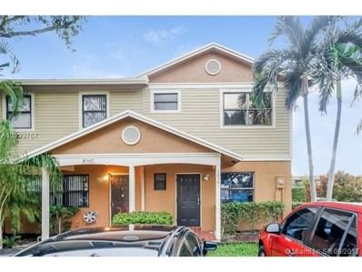 10501 NW 8th St UNIT 1, Pembroke Pines, FL 33026 - MLS#: A10339767