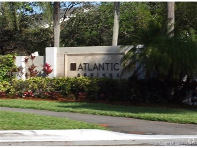 11241 W Atlantic Blvd UNIT 108, Coral Springs, FL 33071 - MLS#: A10339898