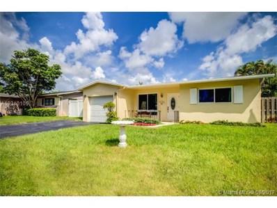 4141 Thomas St, Hollywood, FL 33021 - MLS#: A10340105