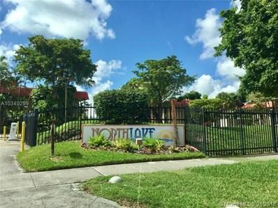 740 NE 199th St UNIT 106G, Miami, FL 33179 - MLS#: A10340299