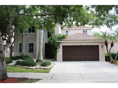 1308 Chenille Cir, Weston, FL 33327 - MLS#: A10340331