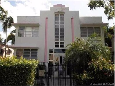 1525 Meridian Av UNIT 204, Miami Beach, FL 33139 - MLS#: A10340722