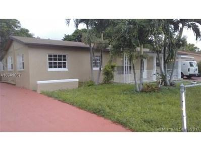 18820 NW 48th Pl, Miami Gardens, FL 33055 - MLS#: A10341007