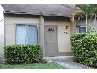 529 NE 210th Ter UNIT 529, Miami, FL 33179 - MLS#: A10341273
