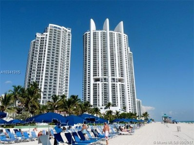 18201 Collins Ave UNIT 1102, Sunny Isles Beach, FL 33160 - MLS#: A10341315
