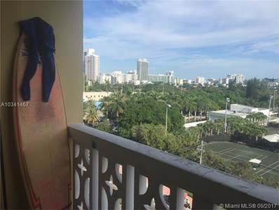 1020 Meridian Ave UNIT 811, Miami Beach, FL 33139 - MLS#: A10341467